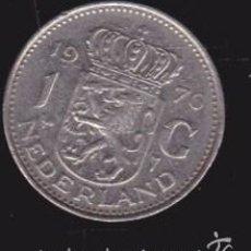 Monedas Franco: JULIANA KONINGIN DER NEDERLANDEN - 1G NEDERLAND - 1976. Lote 57200111