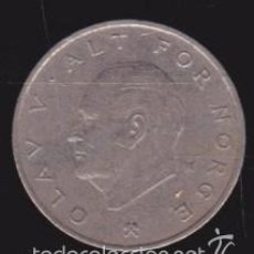 Monnaies Franco: OLAV V ALT FOR NORGE 1 KRONE - 1975. Lote 57200416