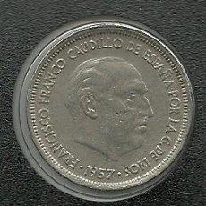 Monedas Franco: 25 PESETAS 1957 (*67) - ESTADO ESPAÑOL (FRANCO) EBC++. Lote 58106947
