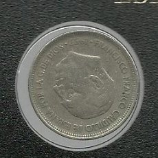 Monedas Franco: 5 PESETAS 1957 (*58) - ESTADO ESPAÑOL (FRANCO) EBC. Lote 58107231