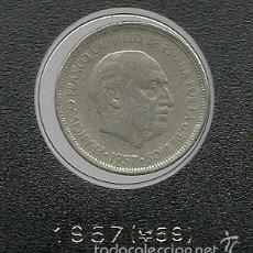 Monedas Franco: 5 PESETAS 1957 (*59) - ESTADO ESPAÑOL (FRANCO) EBC. Lote 58107251