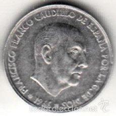 Monnaies Franco: 50 CÉNTIMOS. FRANCO. 1966 *67. EBC.. Lote 58185999