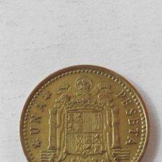 Monedas Franco: MONEDA ESPAÑA 1 PESETA 1966 *70 . MBC. Lote 58559802