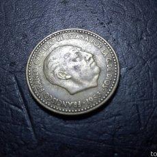 Monedas Franco: 1 PESETA 1953 * 63 VISIBLE PERFECTAMENTE. Lote 60684157