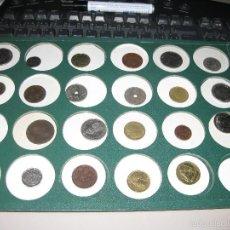 Monedas Franco: LOTE CON 24 MONEDAS VARIADAS (C320). Lote 61259755