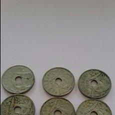 Monedas Franco: LOTE DE 8 MONEDAS 50 CENTIMOS 1949 * 52. Lote 64015163