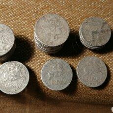 Monedas Franco: MONEDAS 10 CÉNTIMOS 1941-1945-1953. Lote 66968038