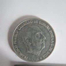 Monedas Franco: MONEDA 50 CENTIMOS CTS 1966 FRANCO. Lote 67594597