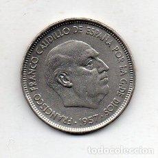 Monedas Franco: FRANCO. 50 PESETAS. AÑO 1957 ESTRELLA *71.. Lote 68552957