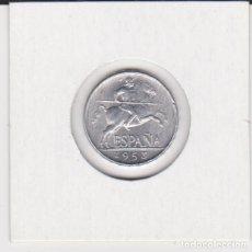 Monedas Franco: MONEDAS-ESTADO ESPAÑOL - 5 CÉNTIMOS 1953 (EBC+). Lote 68756189