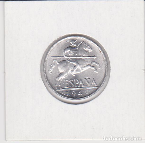 MONEDAS-ESTADO ESPAÑOL - 10 CÉNTIMOS 1941 (SC-) (Numismática - España Modernas y Contemporáneas - Estado Español)