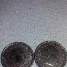 Monedas Franco: LOTE 5 PESETAS FRANCO 1957 *60 Y *61. Lote 68914431