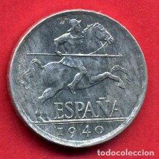 Monedas Franco: MONEDA 5 CENTIMOS 1940 , EBC , PLUS CON V , ORIGINAL , B6. Lote 80850819