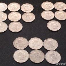 Monedas Franco: 19 MONEDAS 50 CTS 1966-8,71*-5,68*-6,73*. Lote 74247246