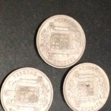 Monedas Franco: MONEDAS CINCO PESETAS 1949 *50. Lote 74248937
