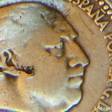 Monedas Franco: OJO!!!!! MUY RARA CON TANTOS FALLOS . Lote 75936767