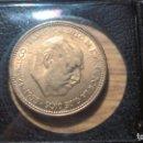Monedas Franco: 2,50 PESETAS DE 1953 ESTRELLA 56. SIN CIRCULAR. Lote 168509982
