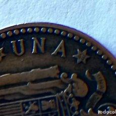 Monedas Franco: 1 PESETA DEL AÑO 1947 *49 MBC. Lote 100131178