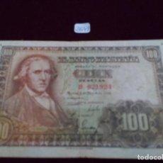 Monedas Franco: 100 PESETAS, 2 DE MAYO DE 1948, MADRID. Lote 80437045