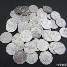 Monedas Franco: 50 MONEDAS DE 50 CÉNTIMOS, HAY VARIAS ESTRELLAS DE FRANCO MUY BUENA CONSERVACIÓN. Lote 87539268