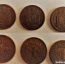 Monedas Franco: TRES MONEDAS DE 1 PESETA DE 1944. Lote 88911444