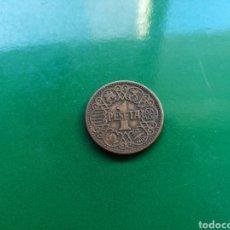 Monedas Franco: MONEDA DE 1 PESETA DE 1944. Lote 91650263
