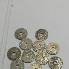Monedas Franco: LOTE 15 MONEDAS DE 50 CÉNTIMOS AÑO 1949-1963. Lote 92239642