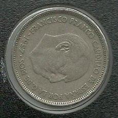 Monedas Franco: 25 PESETAS 1957 (*58) - ESTADO ESPAÑOL (FRANCO) EBC. Lote 93098620