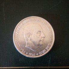 Monedas Franco: 100 PESETAS FRANCO 1966 *67 S.C. Lote 94261654