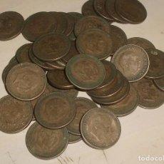 Monedas Franco: LOTE X 42 MONEDAS DE 2,50 PESETAS DE 1953- ESTADO ESPAÑOL- MBC-MBC+. Lote 94555331