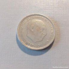 Monedas Franco: 5 PESETAS 1957 *19-60. Lote 94730219