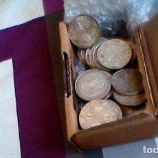 Monedas Franco: CAJA DE 30 MONEDAS 100PTS. (80% PLATA). Lote 95398675