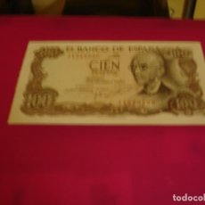 Monedas Franco: BILLETES DE CIEN PESETAS DE 1970 SC ( 11 BILLETES ). Lote 96450971