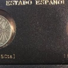 Monedas Franco: MONEDAS DE 10 Y 25 CENTIMOS. Lote 97106247