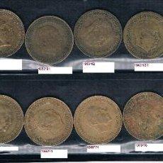 Monedas Franco: MONEDAS ESPAÑA PESETAS. Lote 97883871