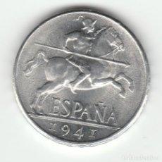 Monedas Franco: 10 CENTIMOS-1941-SC. Lote 99161719