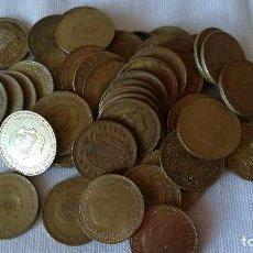 Monedas Franco: 84-LOTE 47 MONEDAS 1 PESETA 1966, FRANCO. Lote 100259099