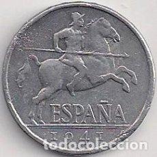 Monedas Franco: ESPAÑA - ESTADO ESPAÑOL - 5 CÉNTIMOS 1941. Lote 100760655