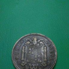 Monedas Franco: MONEDA ESPAÑA FRANCO 1 PESETA AÑO 1953 *62. Lote 101181978