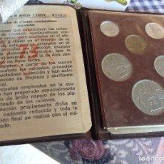 Monedas Franco: CARTERA PRUEBAS NUMISMATICAS 1973. Lote 103362735