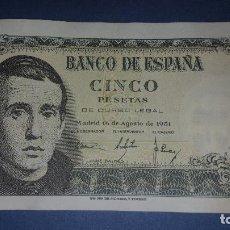 Monedas Franco: 5 PESETAS 1951. SC-. Lote 103534707