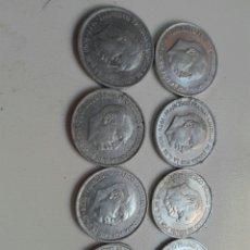 Monedas Franco: LOTE DE 10 MONEDAS DE 10 CÉNTIMO EN 1959 SIN CIRCULAR. Lote 104114874