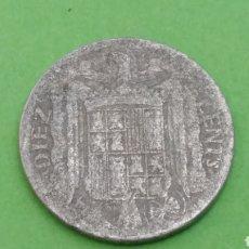 Monedas Franco: 10 CÉNTIMOS 1940. Lote 104319207