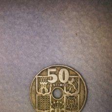Monedas Franco: 50 CENTIMOS 1949*19-51. Lote 104412798