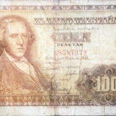 Monedas Franco: 100 PESETAS 1948 VER FOTOS . Lote 104855067