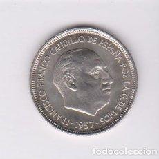 Monedas Franco: MONEDAS - ESTADO ESPAÑOL - 5 PESETAS 1957 - *73 - PG-322. Lote 106560675