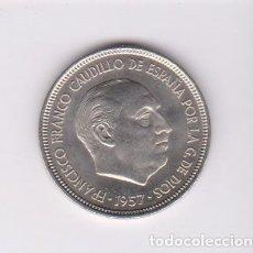 Monedas Franco: MONEDAS - ESTADO ESPAÑOL - 5 PESETAS 1957 - *72 - PG-321. Lote 106560883