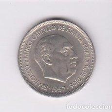 Monedas Franco: MONEDAS - ESTADO ESPAÑOL - 5 PESETAS 1957 - *71 - PG-320. Lote 106561079