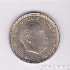 Monedas Franco: MONEDAS - ESTADO ESPAÑOL - 5 PESETAS 1957 - *64 - PG-313. Lote 106563647