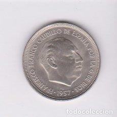Monedas Franco: MONEDAS - ESTADO ESPAÑOL - 5 PESETAS 1957 - *59 - PG-308. Lote 106565019